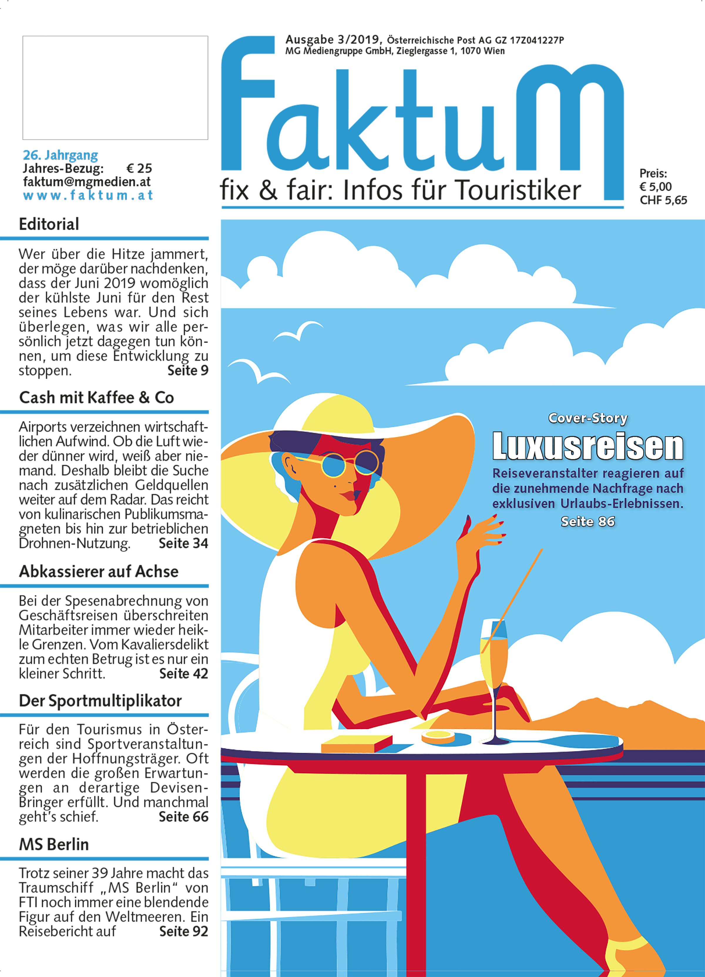 FaktuM Cover Ausgabe 3/2019