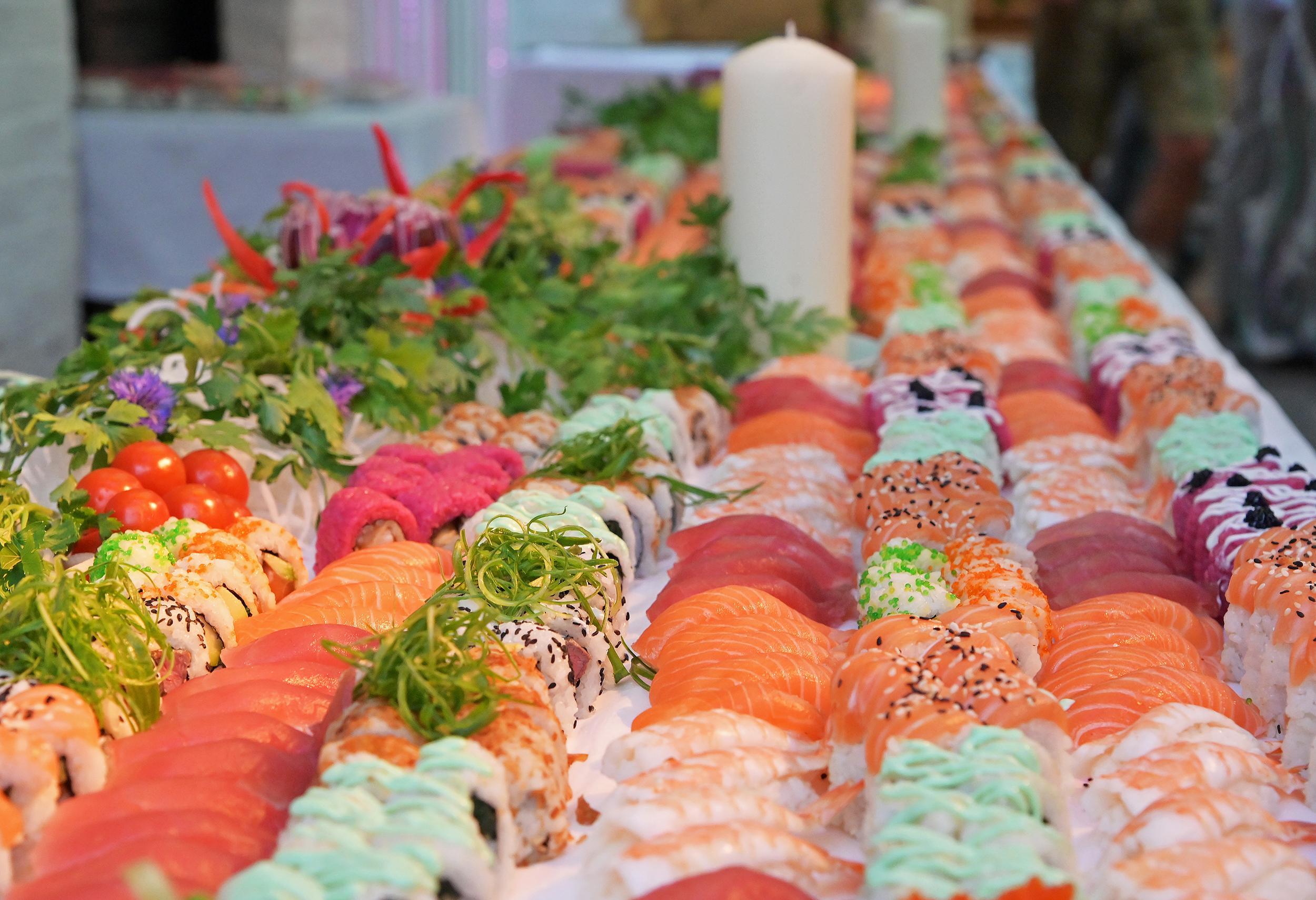 DOTS Sushi