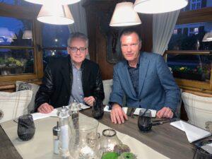 Thorsten Rudolph und Christian W. Mucha